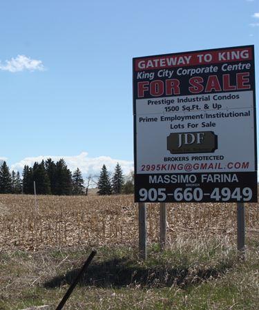 Land deal